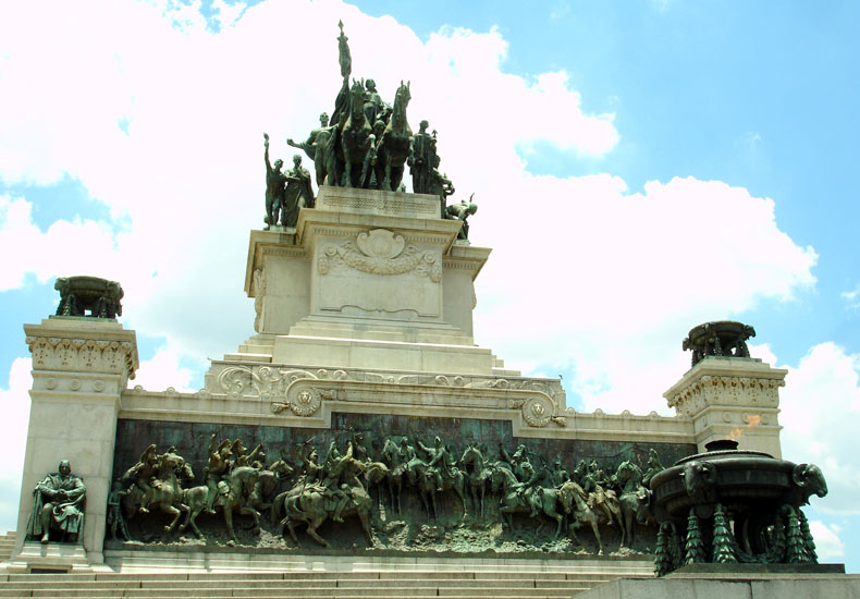 Resultado de imagem para monumento grito do ipiranga